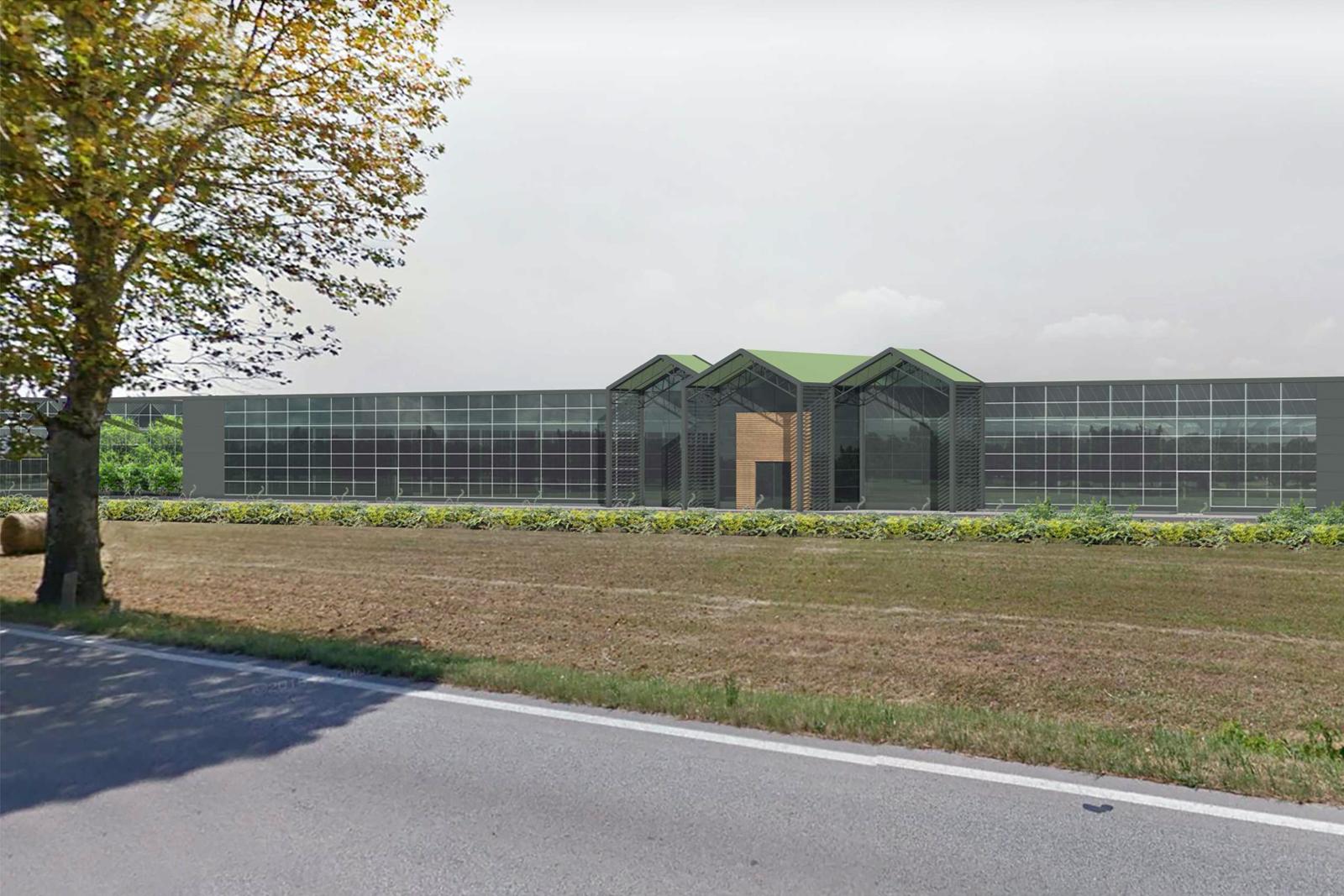 project Gisha garden center
