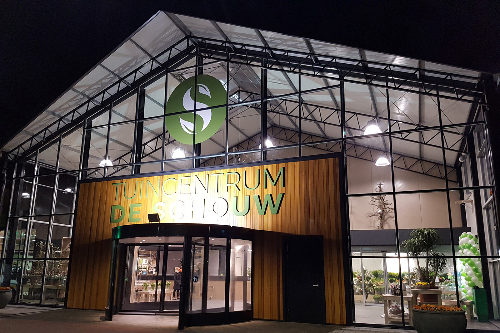 project de Schouw Houten tuincentrum